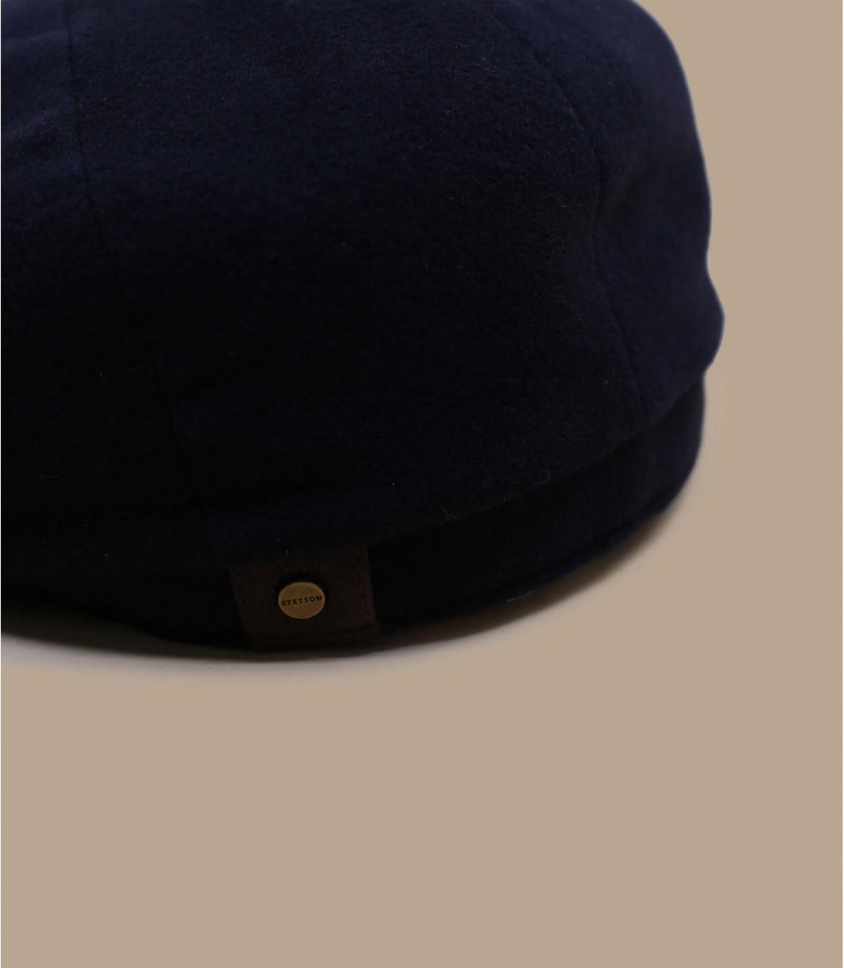 Détails Hatteras Wool Cashmere navy - image 2