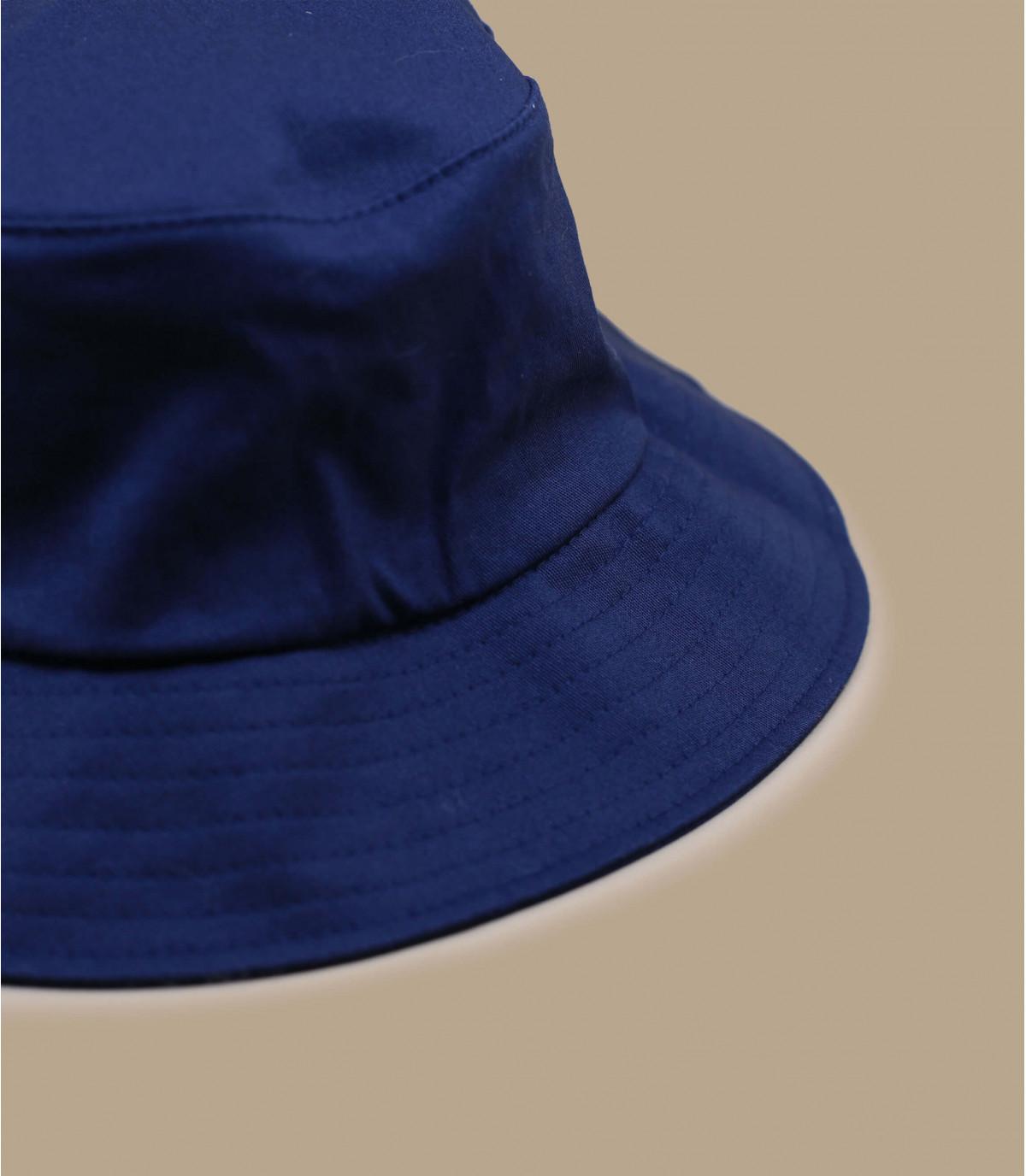 Détails Bob bleu flexfit - image 2