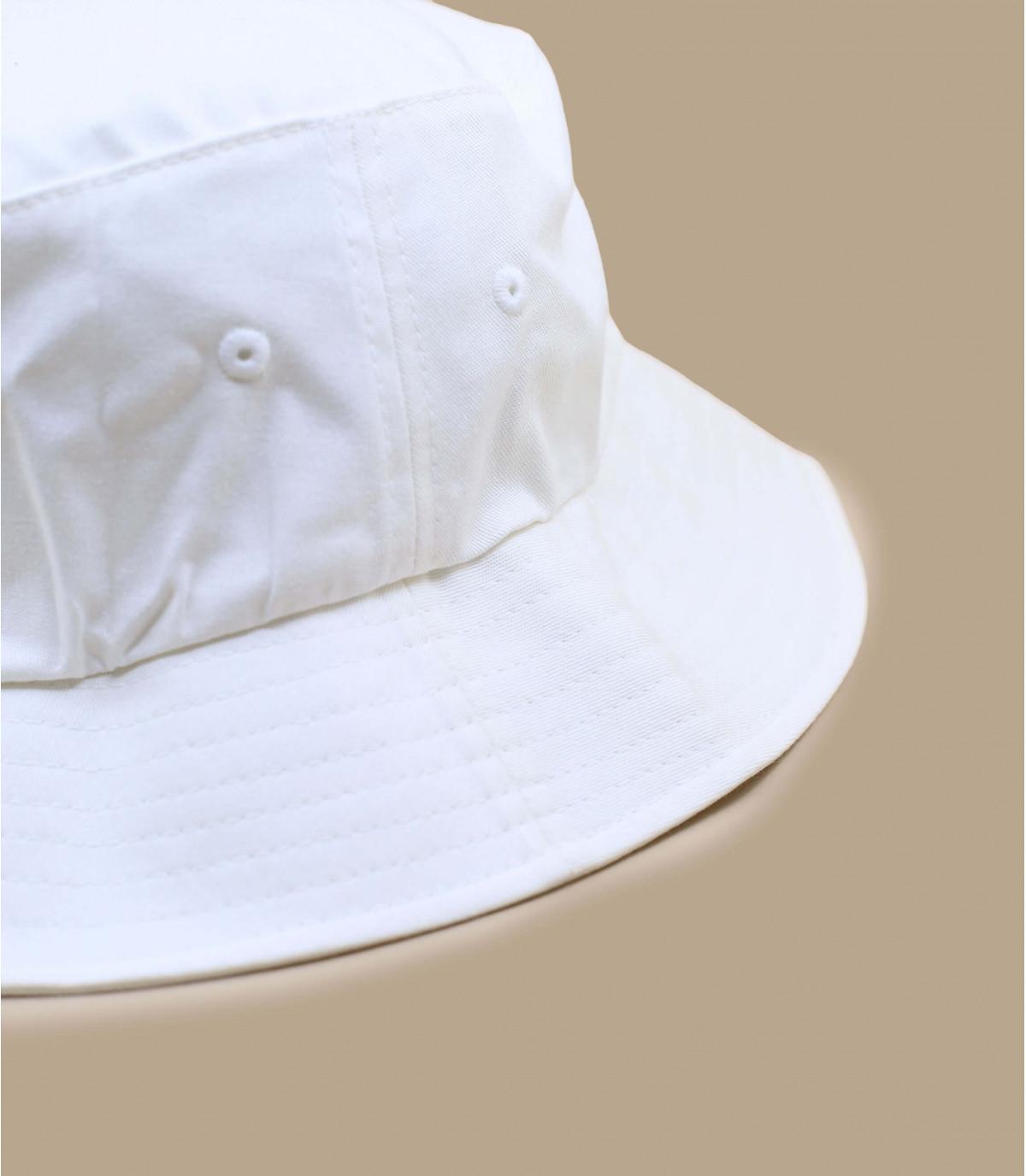 Détails Bob blanc flexfit wm - image 2