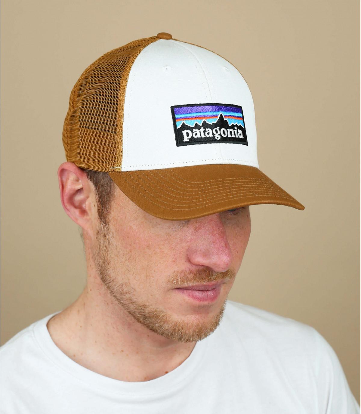 trucker Patagonia marron