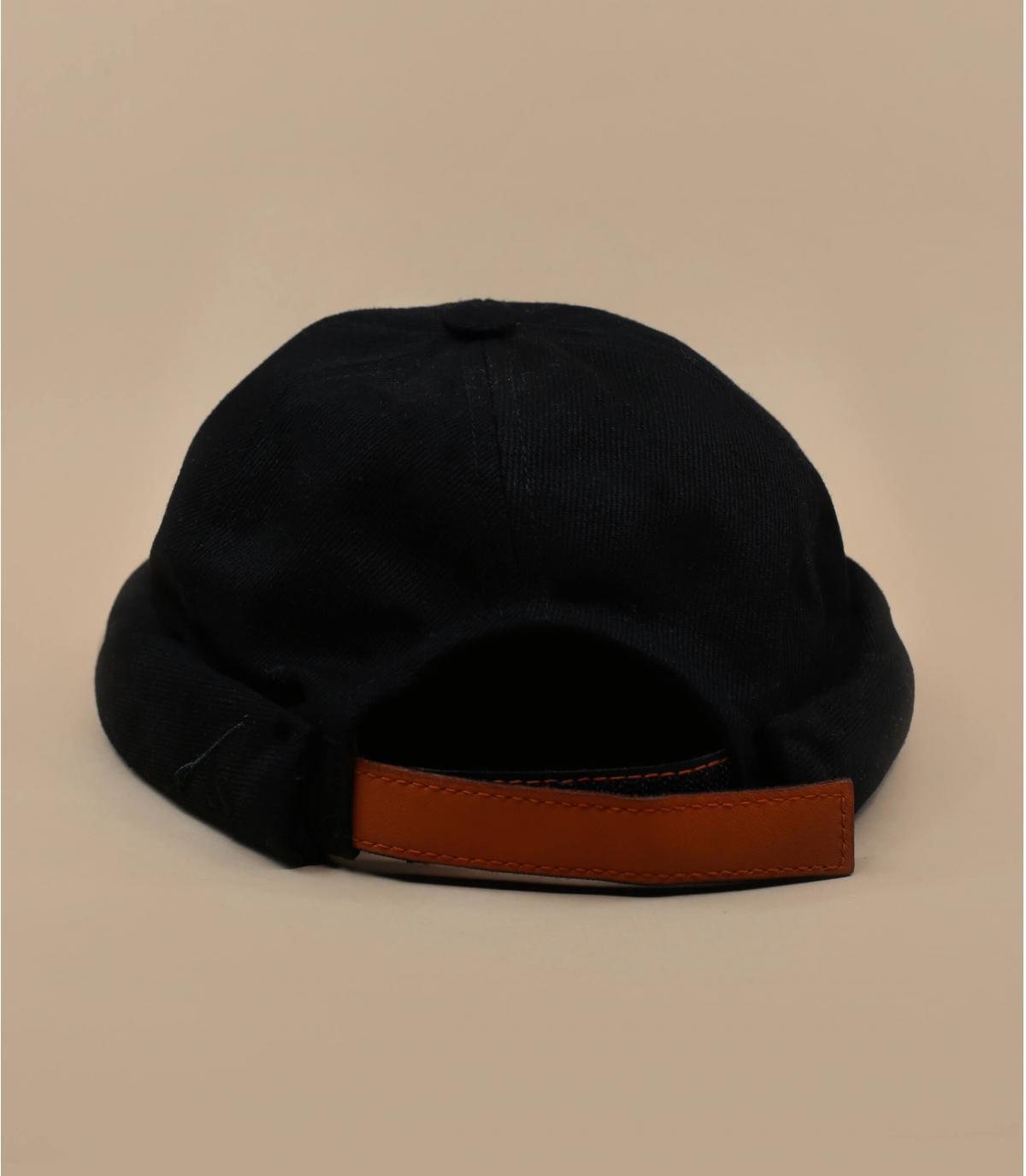 Bonnet docker noir