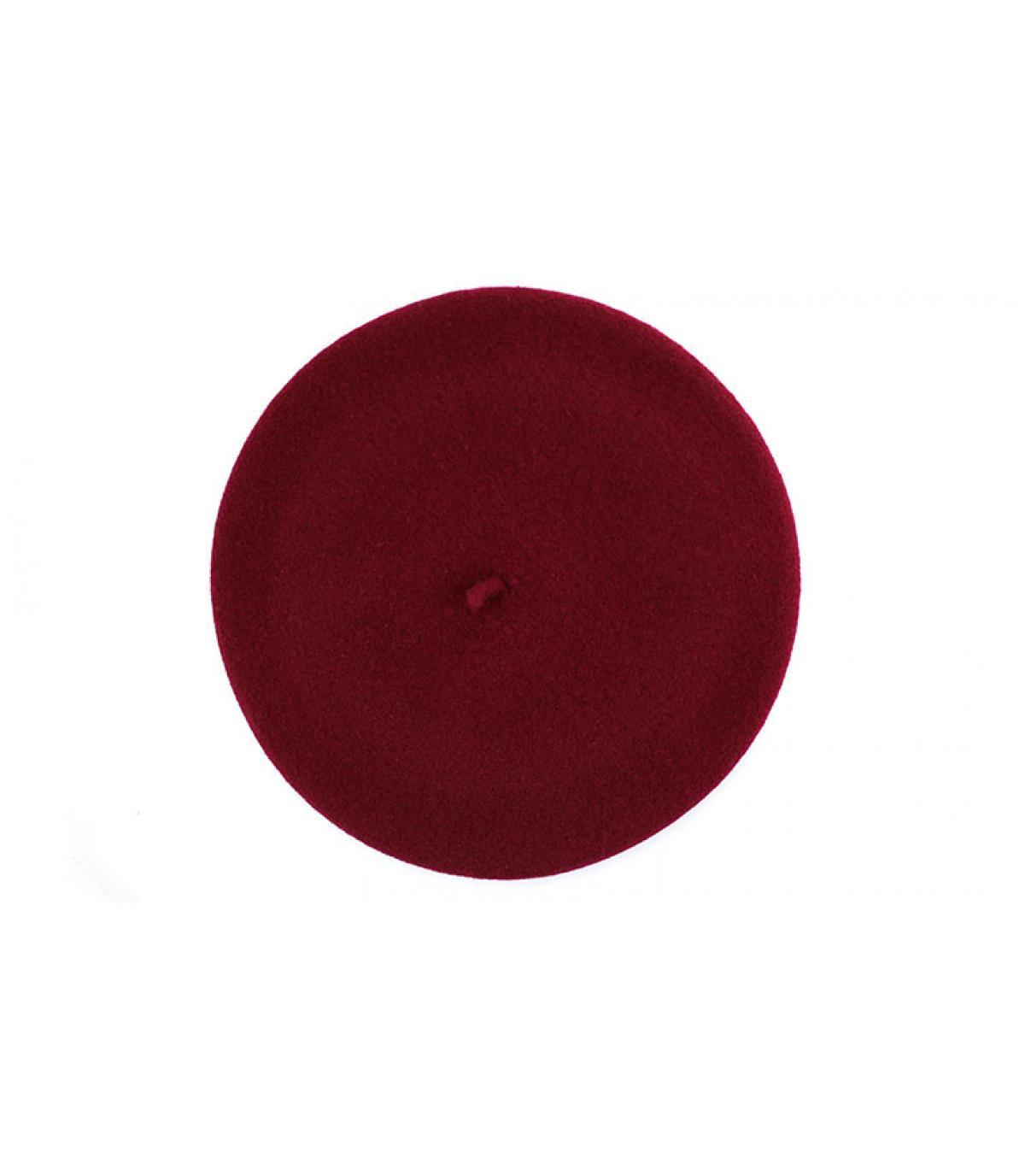 Béret rouge homme - L authentique bordeaux par Héritage par Laulhère ... bcfda318b1c