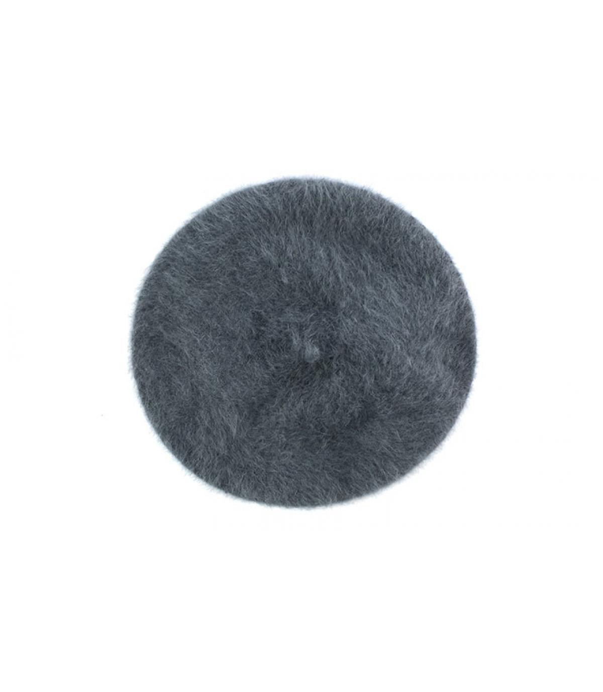 Détails Beret angora anthracite - image 2