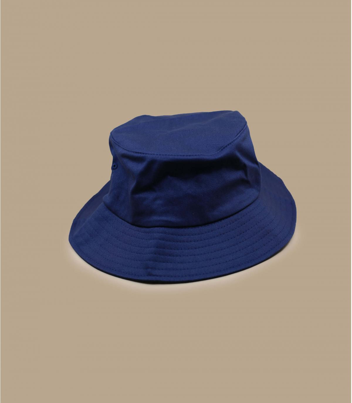 Détails Bob bleu flexfit wm - image 2