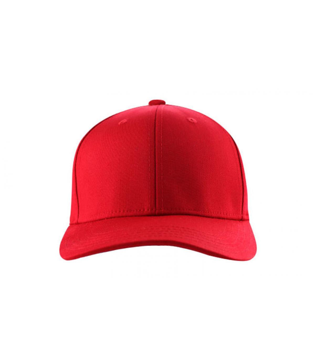 Curve blanck rouge