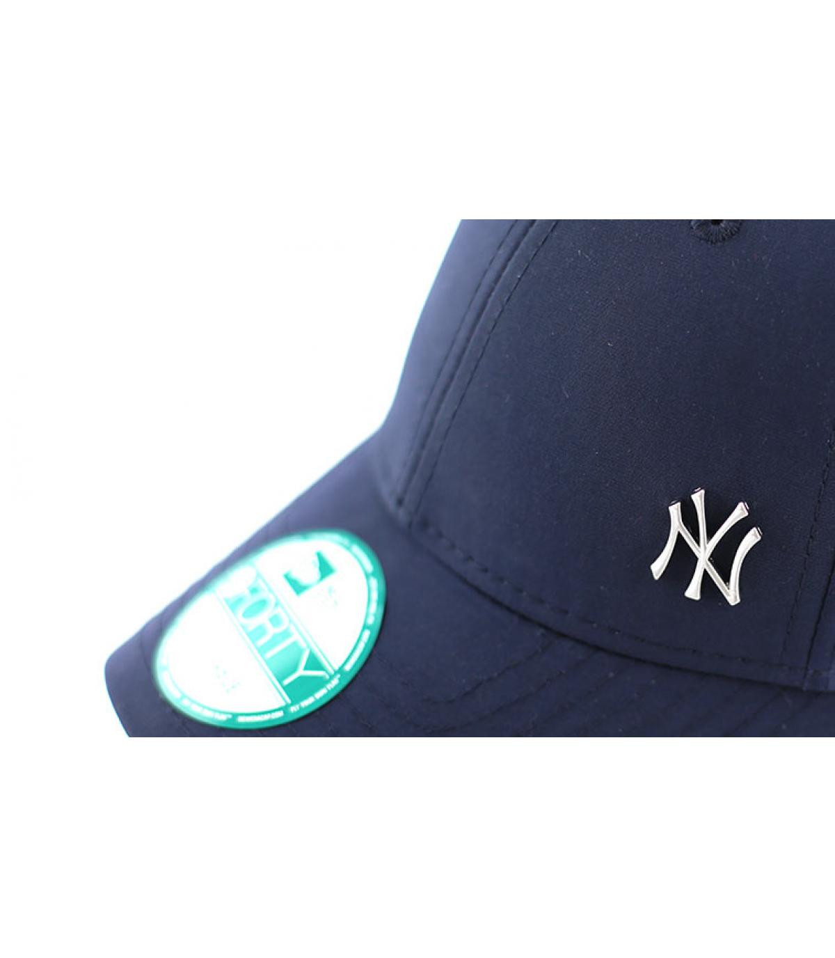 Détails Casquette NY flawless navy - image 3