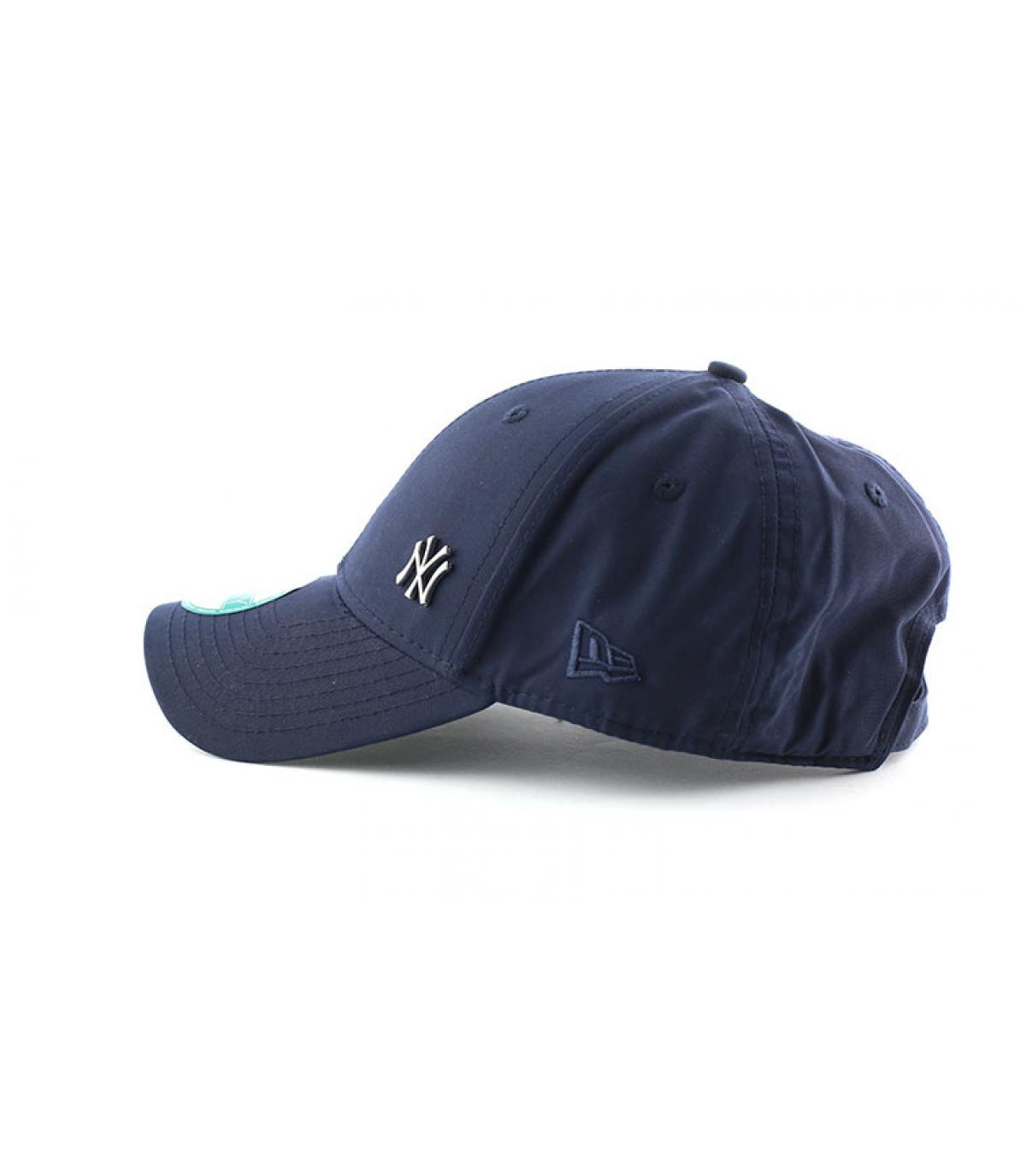 Détails Casquette NY flawless navy - image 4