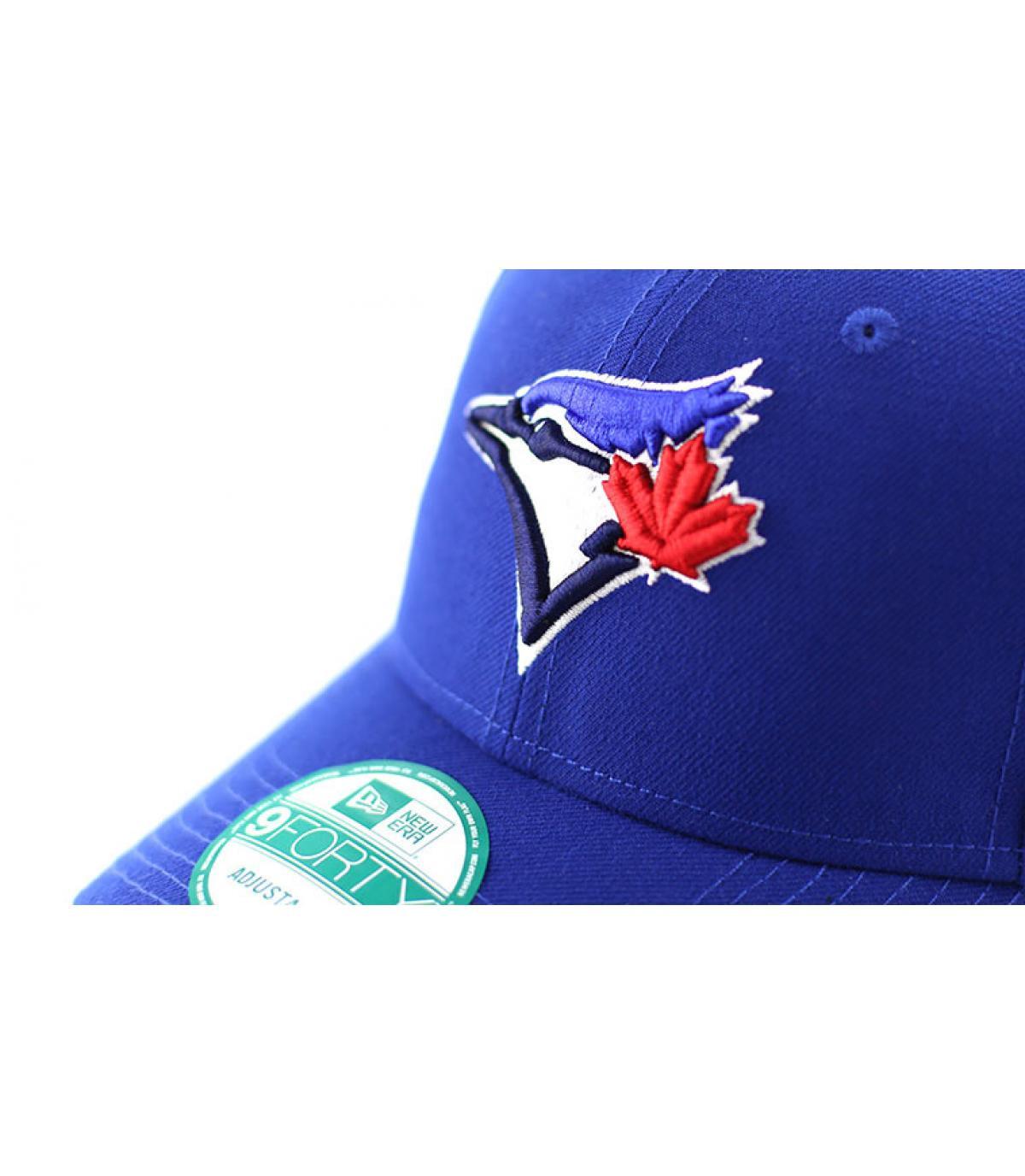 Détails Casquette Toronto league - image 3