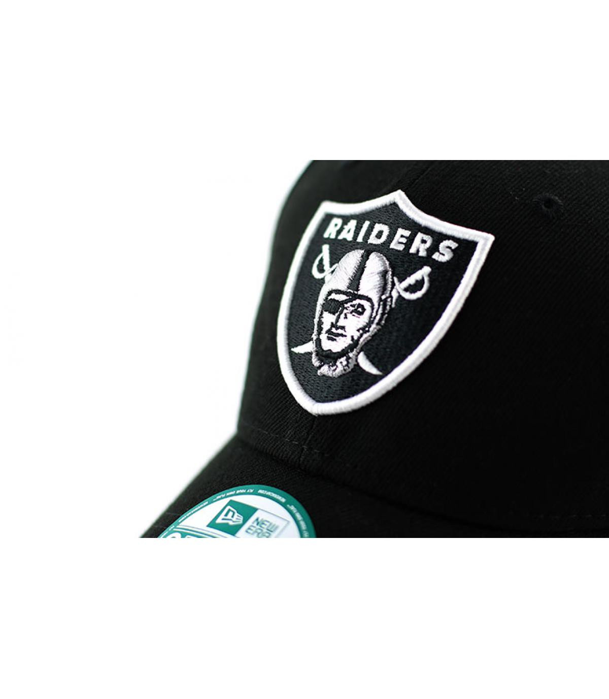 Détails Casquette Raiders NFL The League - image 3