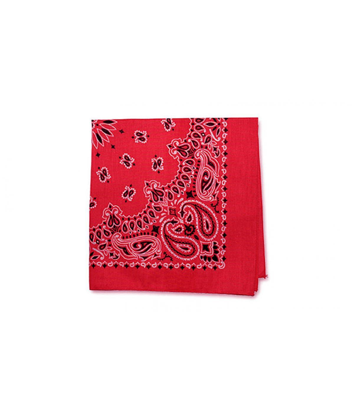 Bandana rouge