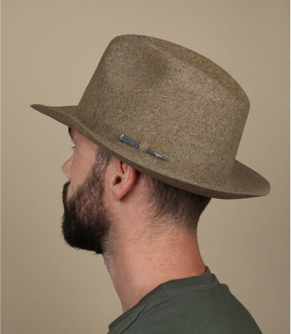 Chapeau sans ruban