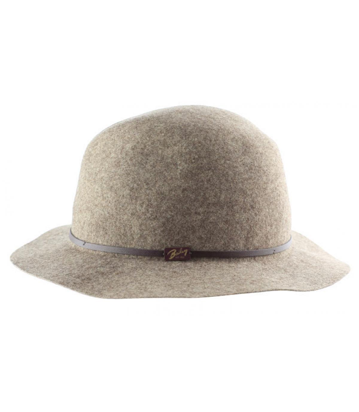 Chapeau bord souple homme