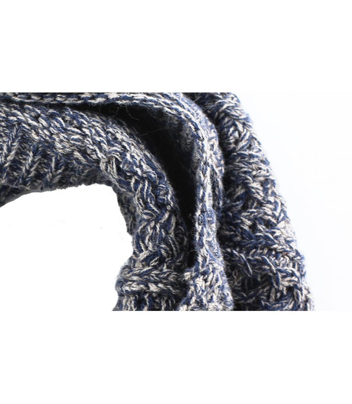 Détails Loop nutria marine - image 2