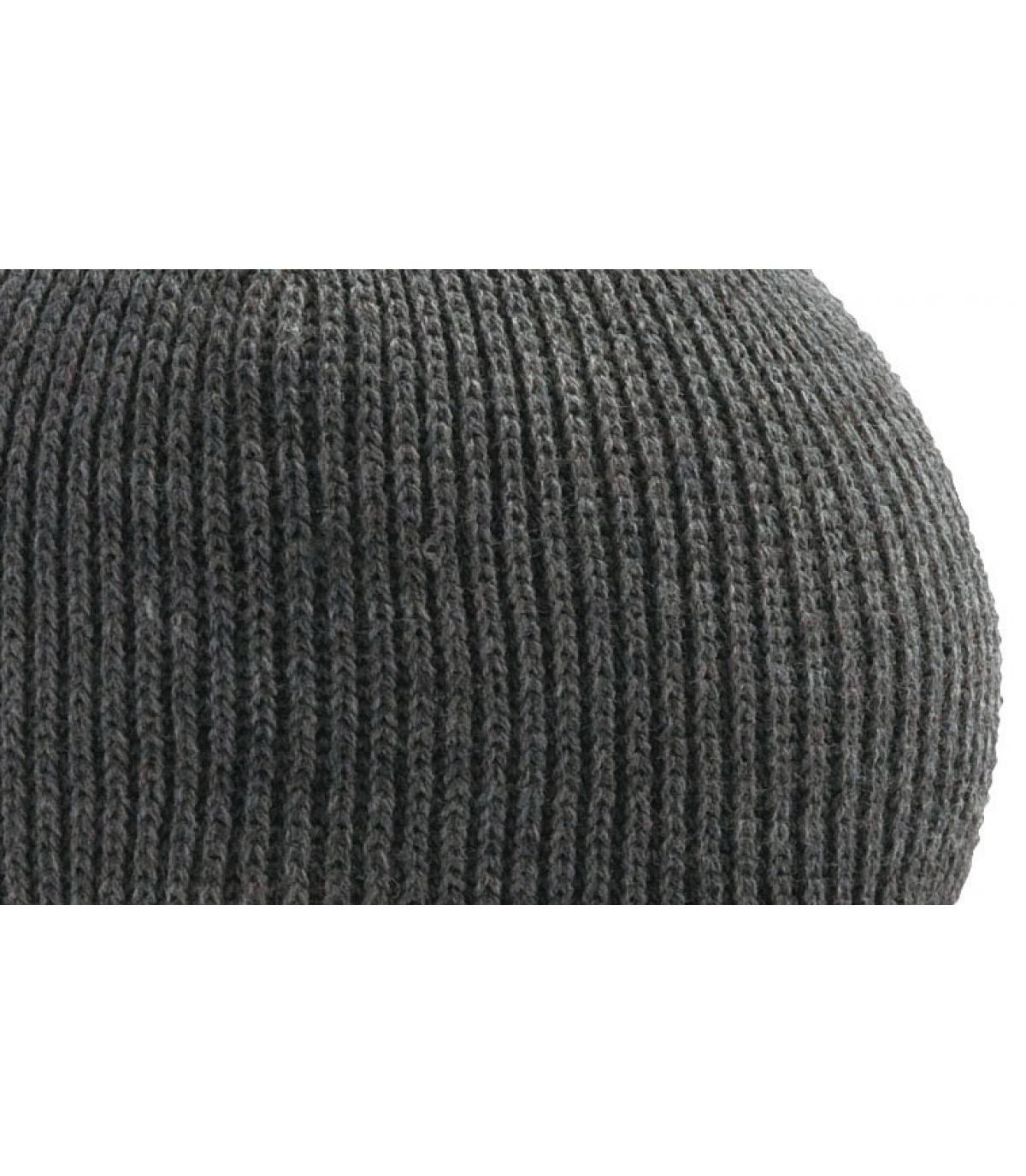 Bonnet The basic charcoal