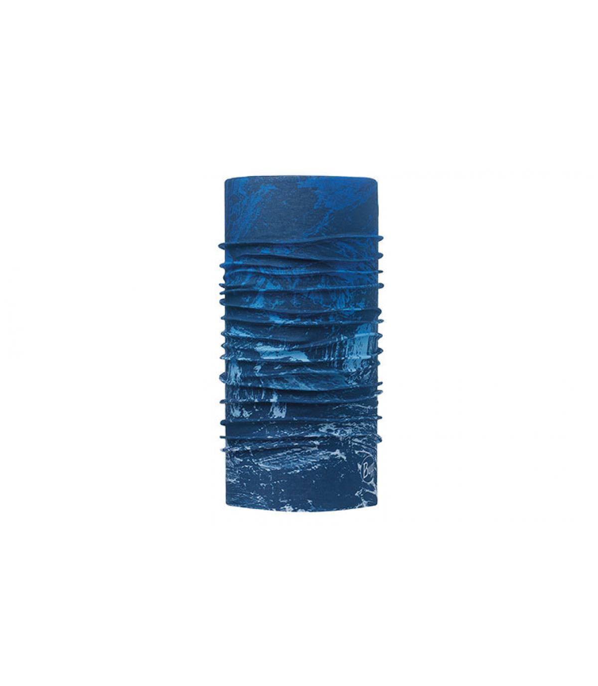 Bandeau Buff bleu