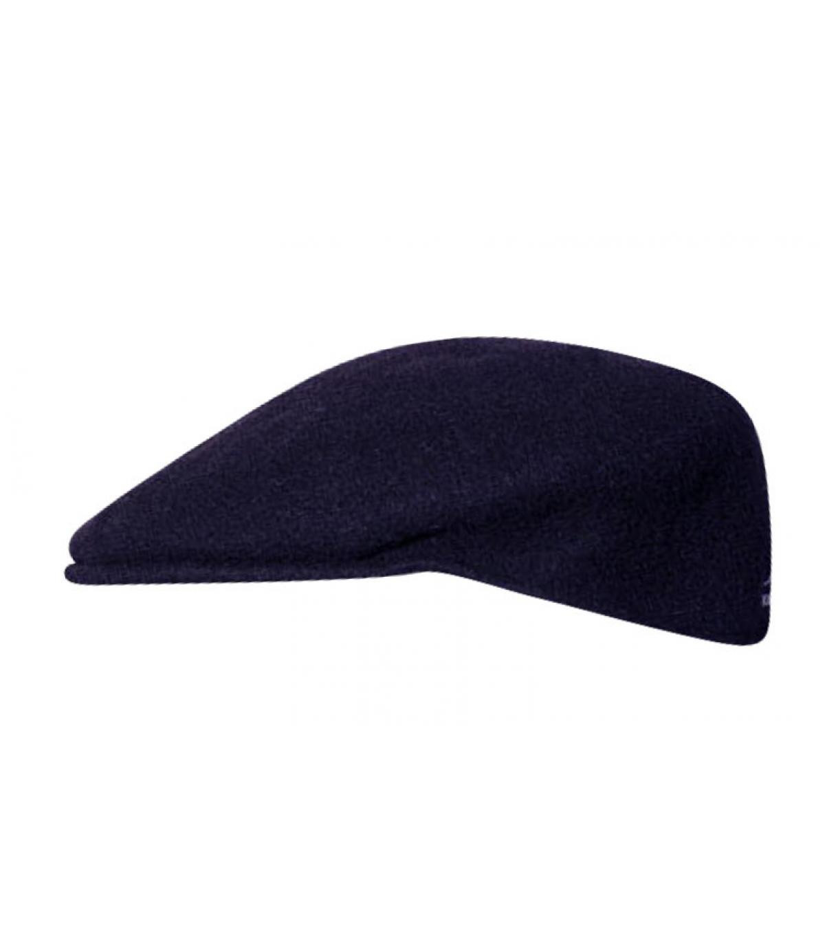 Détails 504 wool navy - image 2