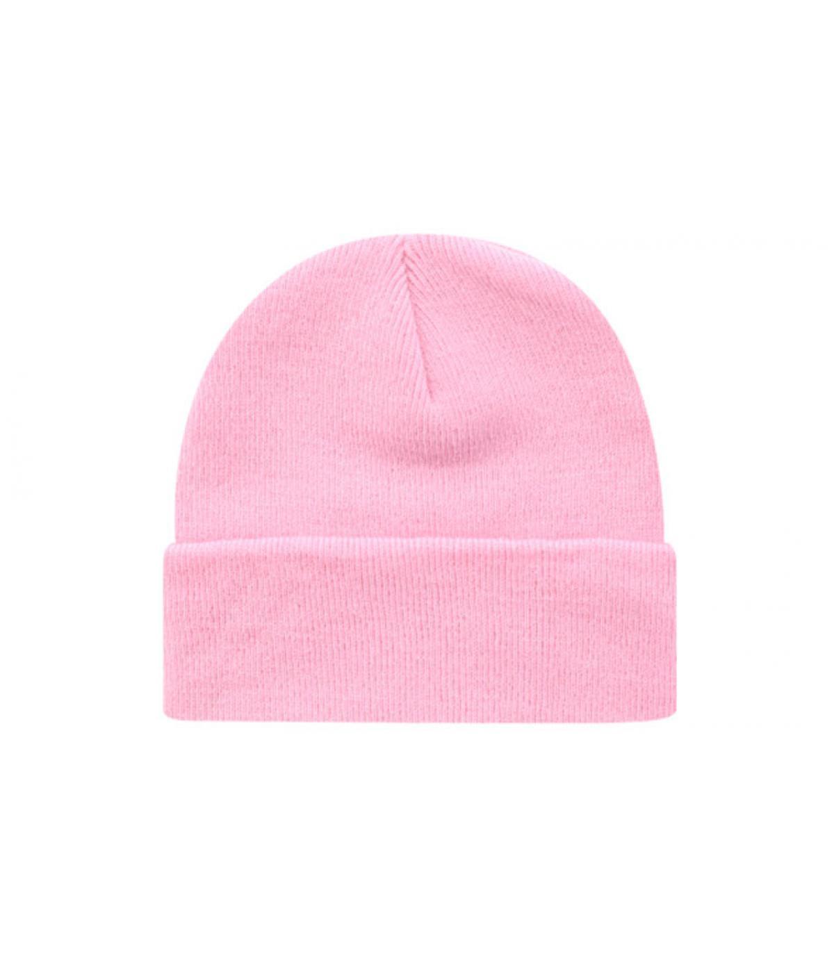 Bonnet blank pink
