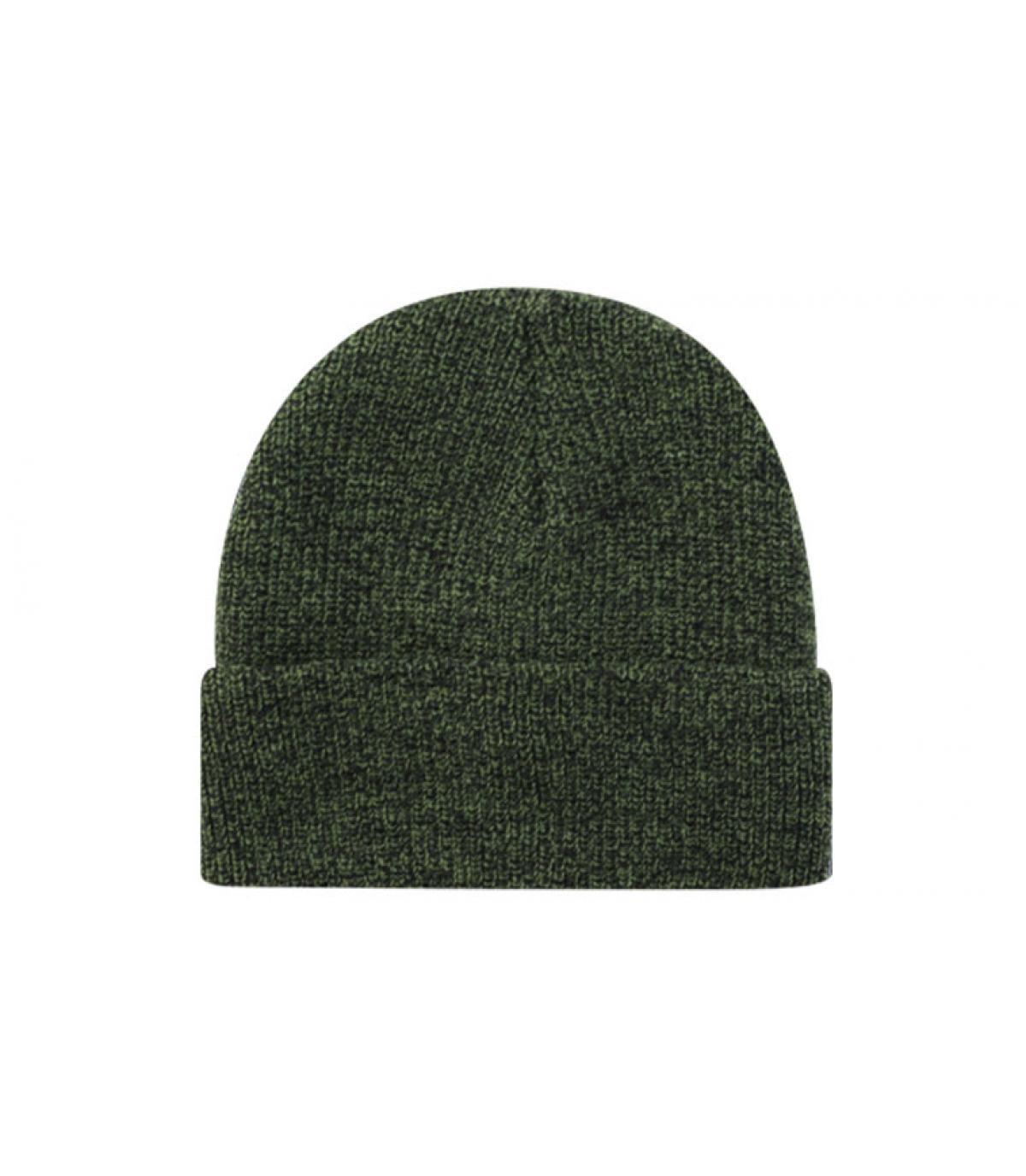 Bonnet blank moss green