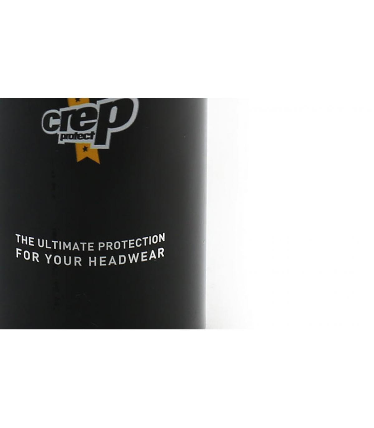 Détails Bombe imperméabilisante casquette et chapeau Crep Protect - image 2