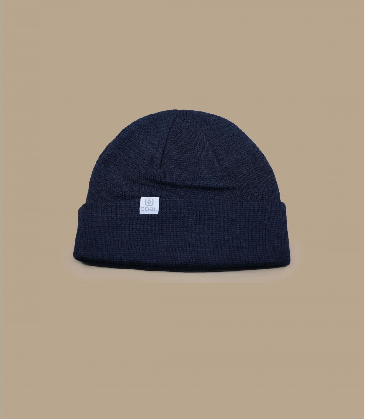 bonnet long bleu marine Coal