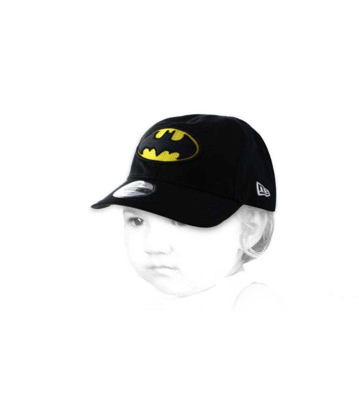 casquette Batman noire bébé