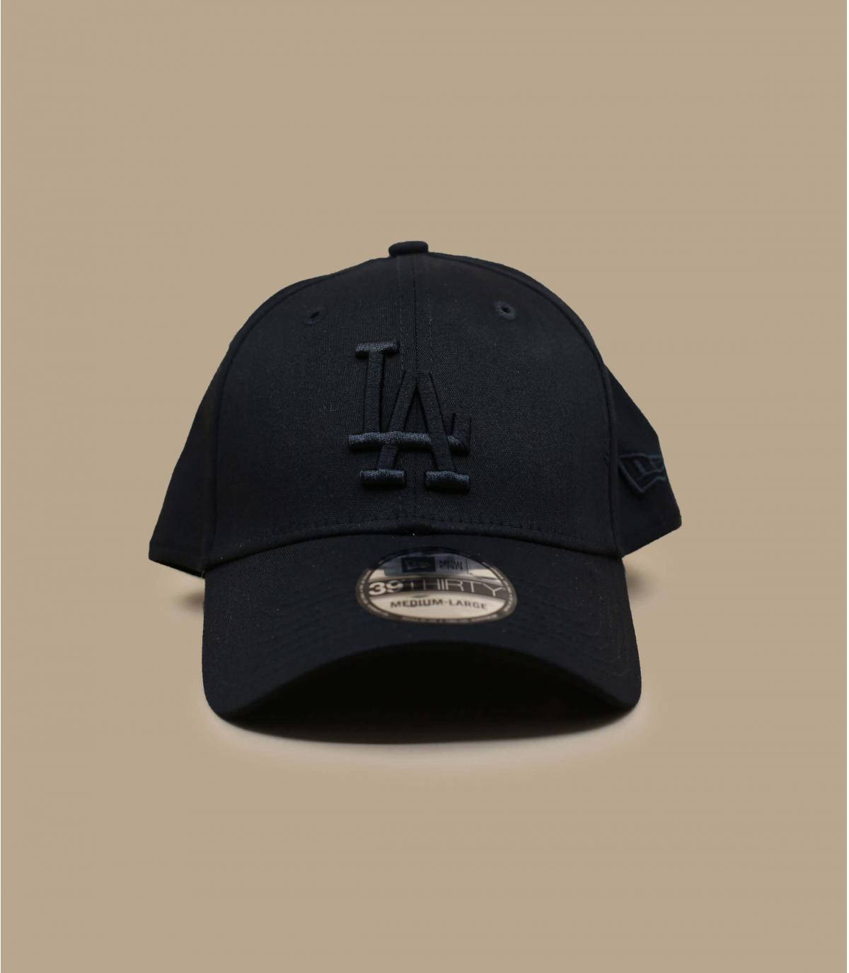 Cap LA 39Thirty noire