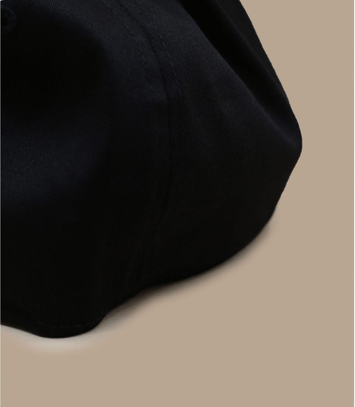 Détails Casquette LA 3930 black black - image 4