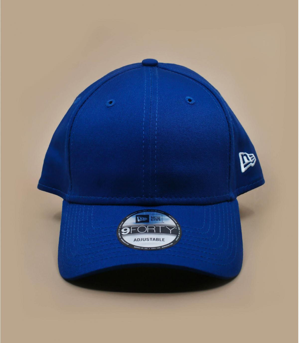 Casquette bleu royal New Era