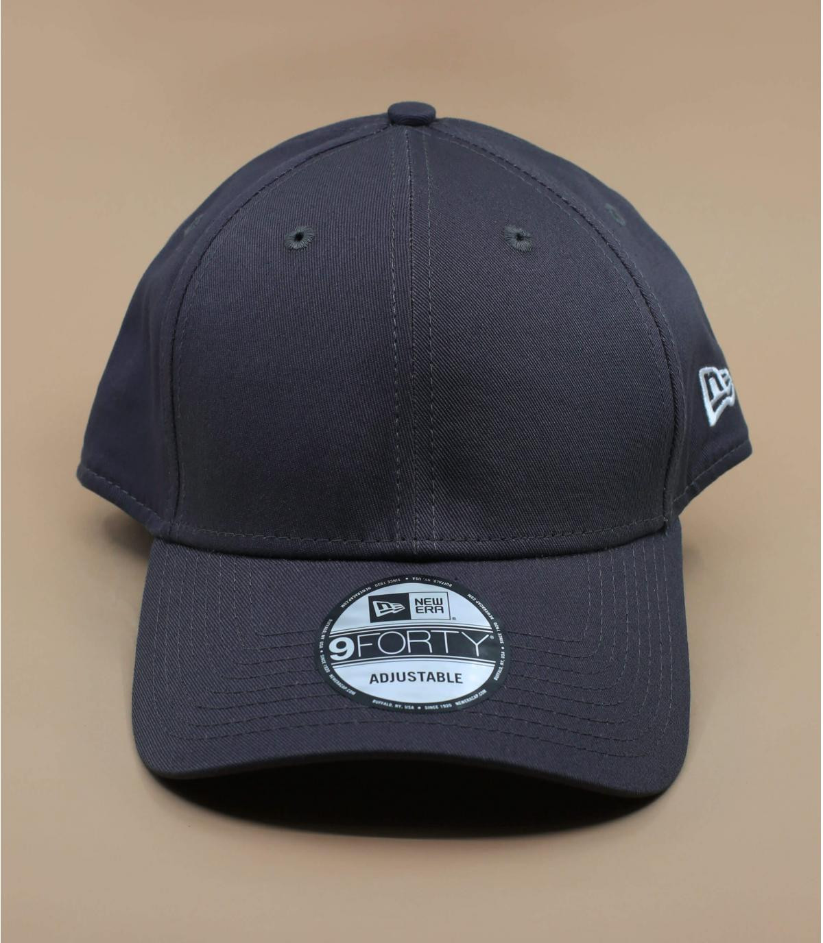 Casquette grise9Forty New Era