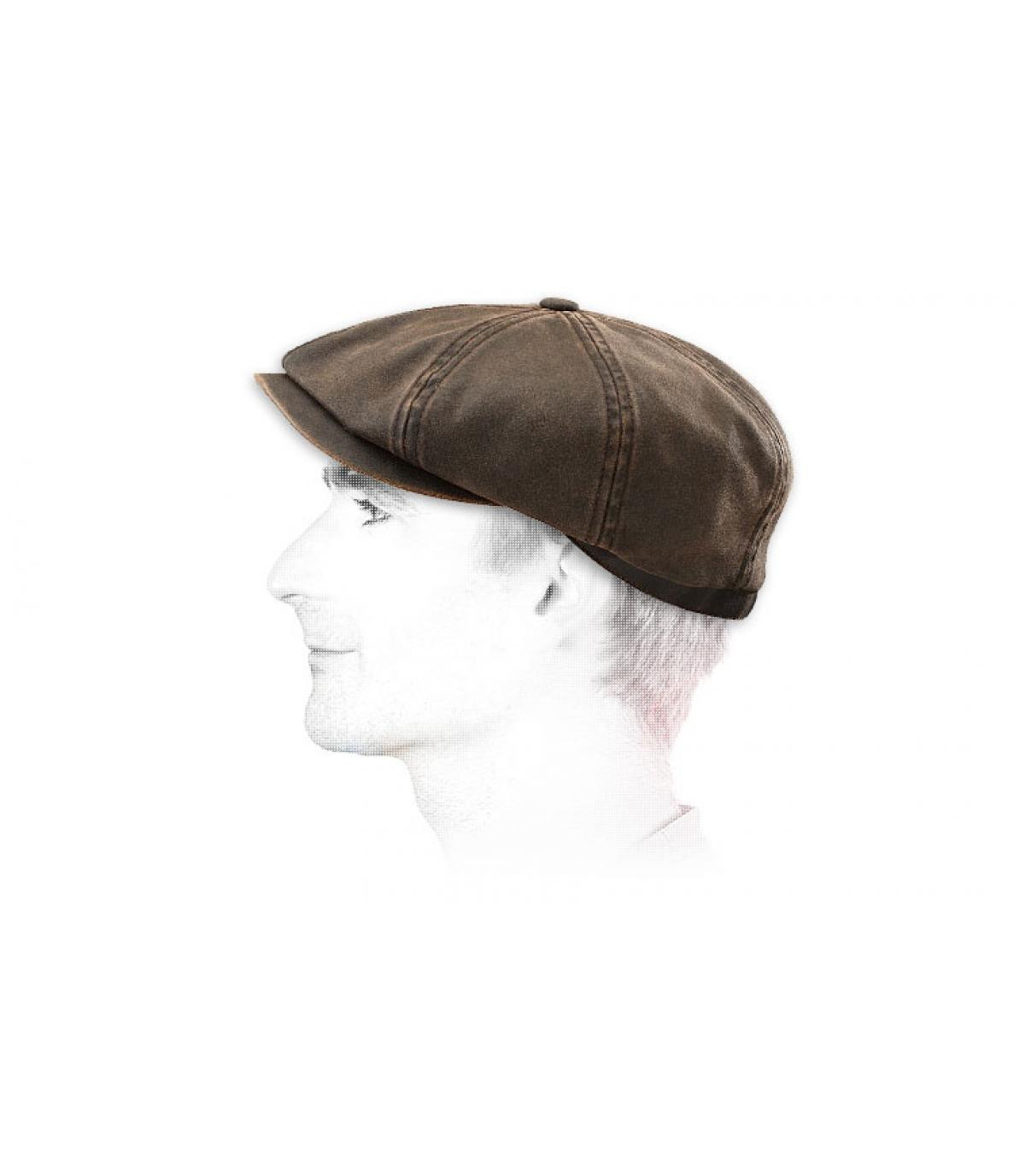 Hatteras stetson brun