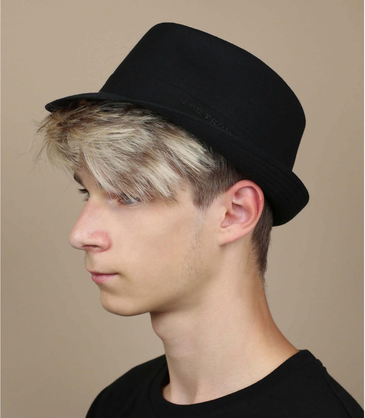 Chapeau trilby stetson
