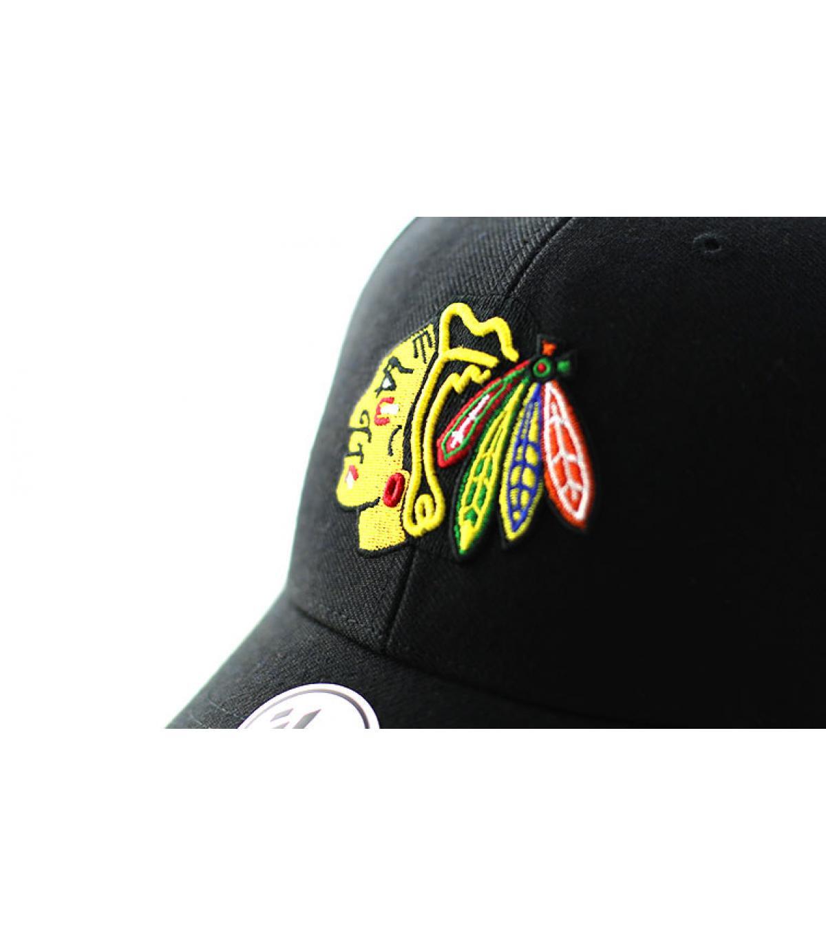 Détails MVP Chicago Blackhawks black - image 3