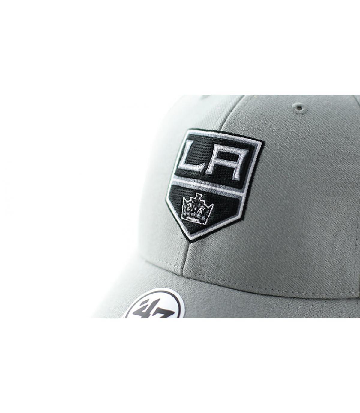 Détails MVP LA Kings grey - image 3