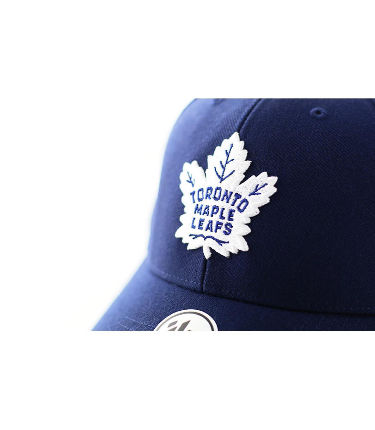 Détails MVP Toronto Maple Leafs light navy - image 3
