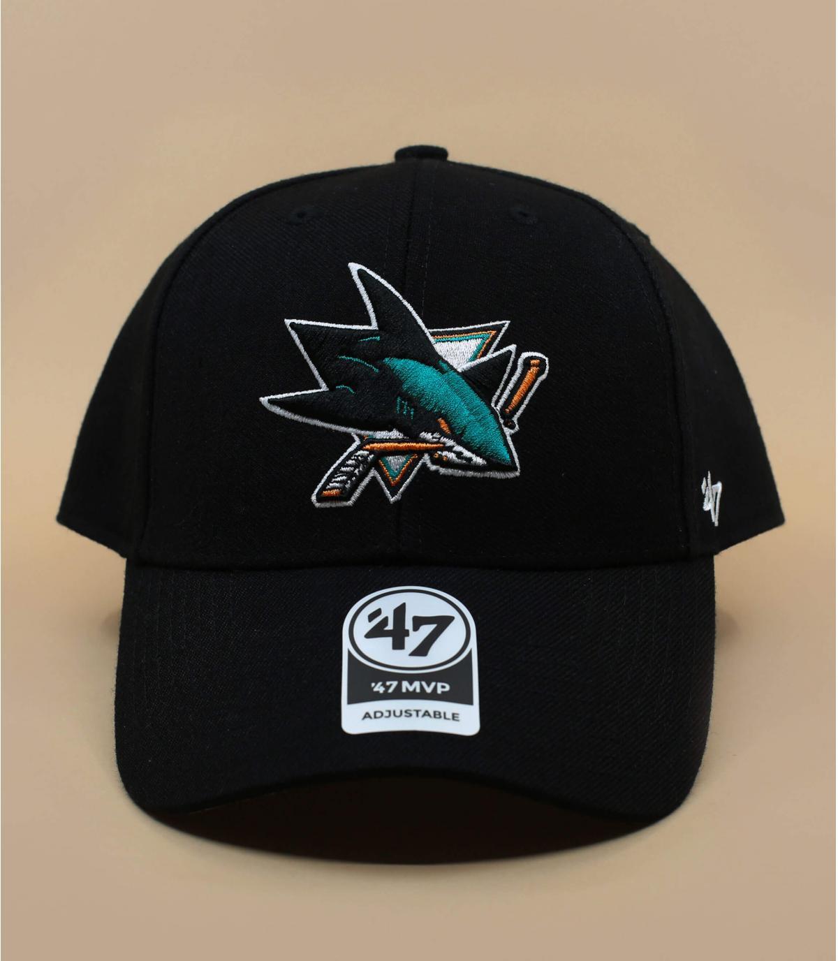 Détails MVP San Jose Sharks black - image 2