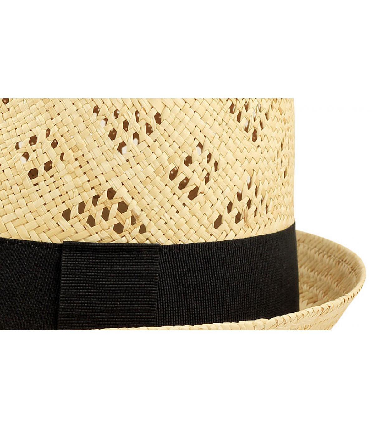 chapeau t femme carpino palma venti naturel wm par crambes. Black Bedroom Furniture Sets. Home Design Ideas