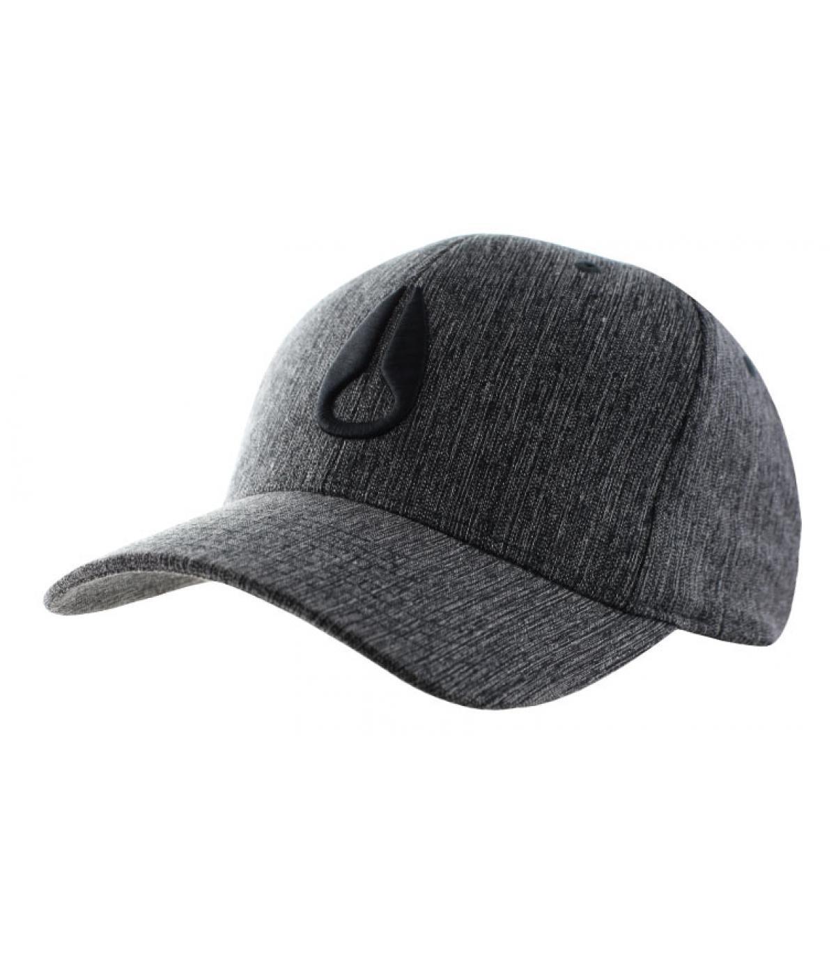 casquette noire Nxon