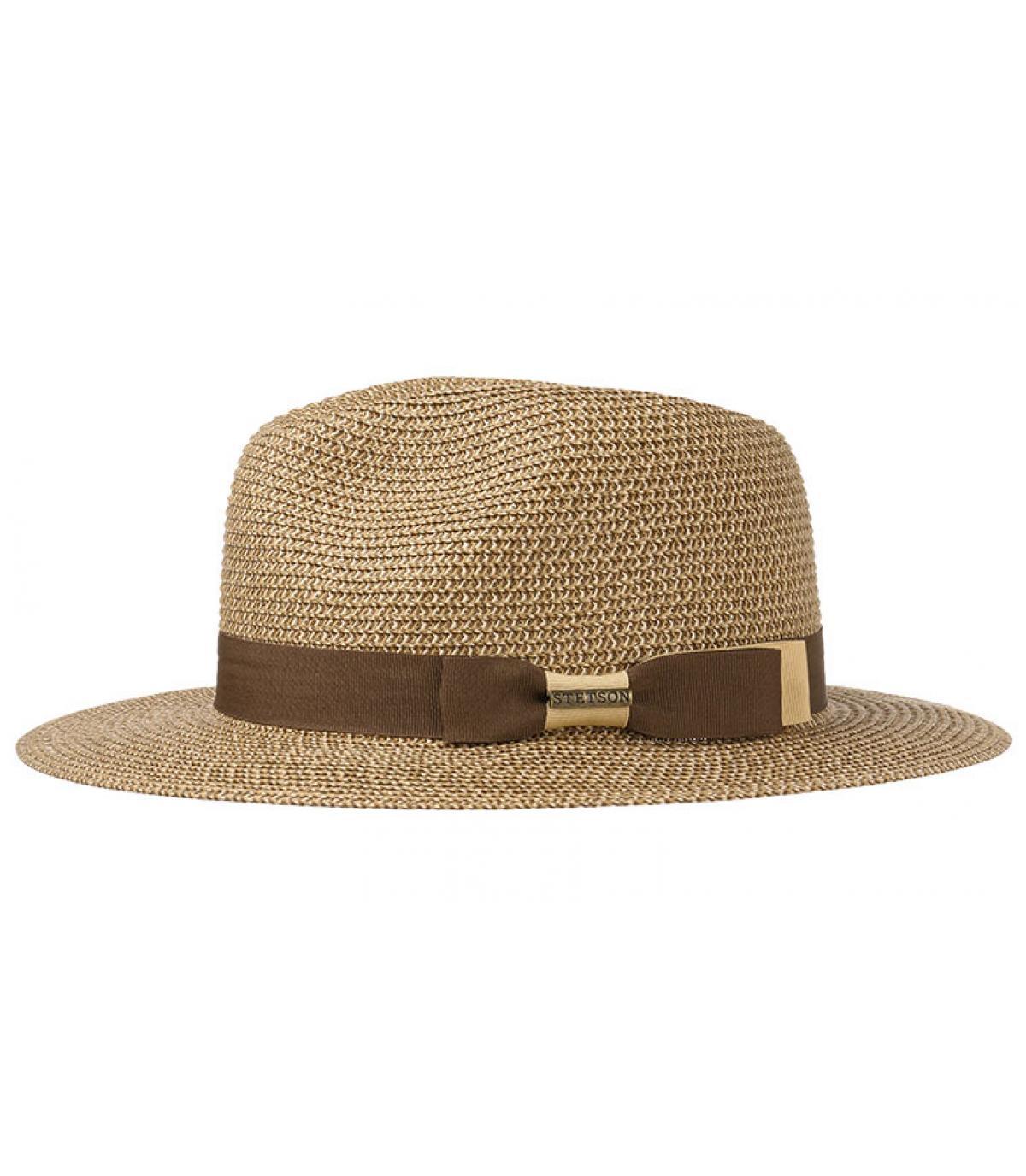 Détails Traveller toyo braid brown beige - image 2