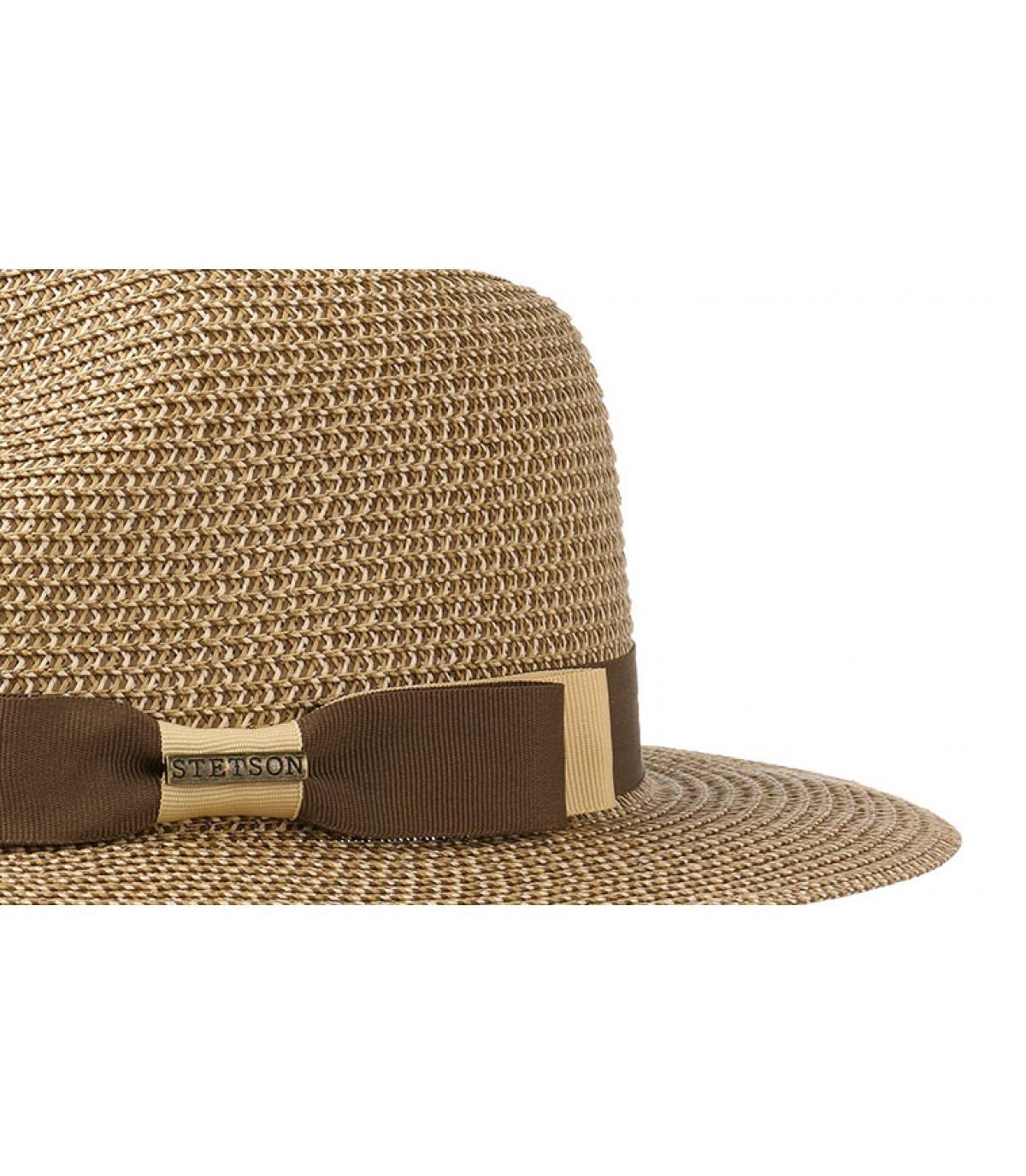 Détails Traveller toyo braid brown beige - image 3