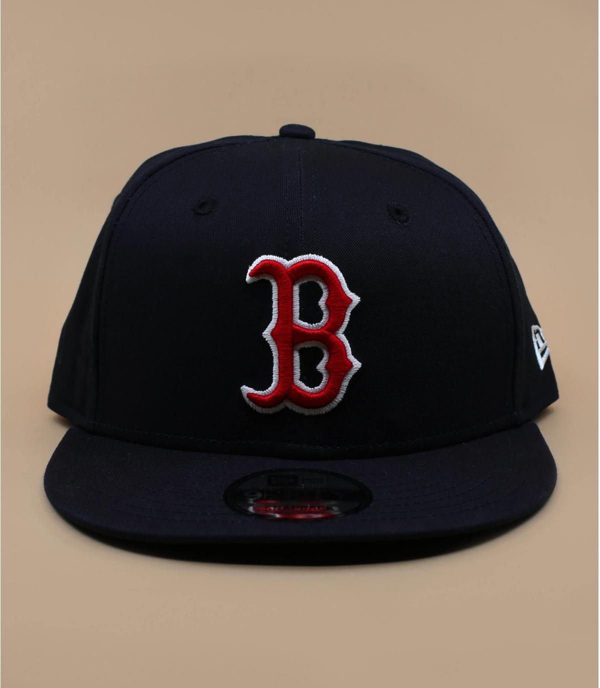 Snapback boston new era