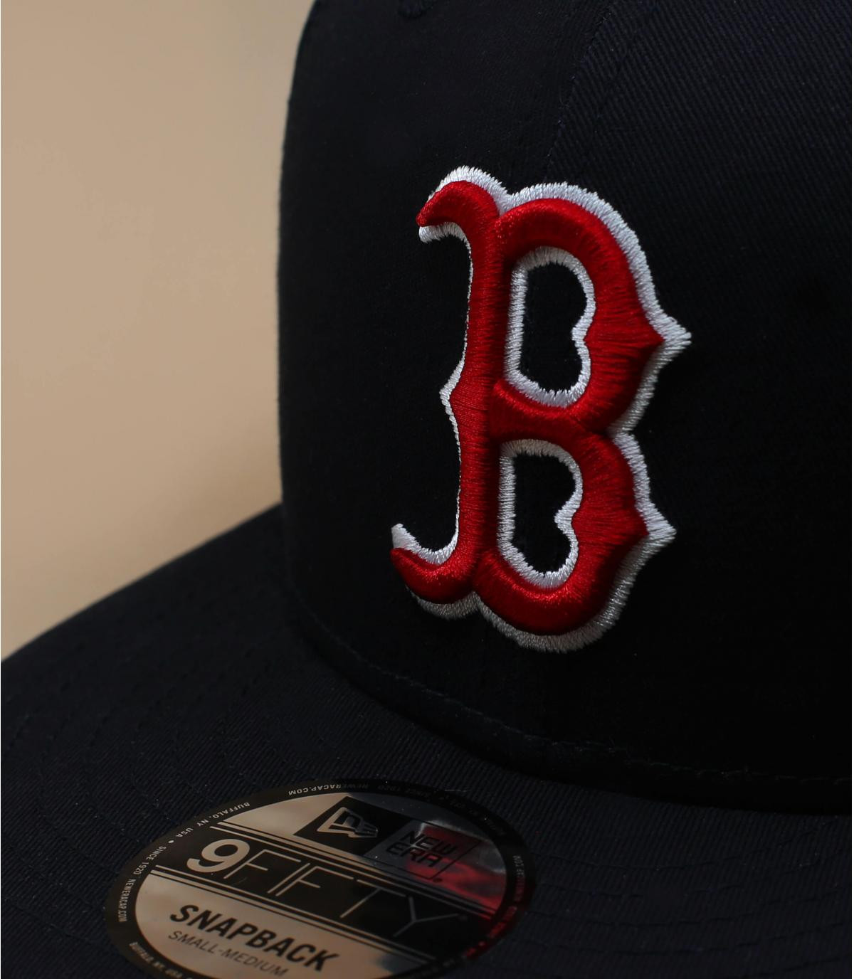 Détails Snapback Boston team - image 5