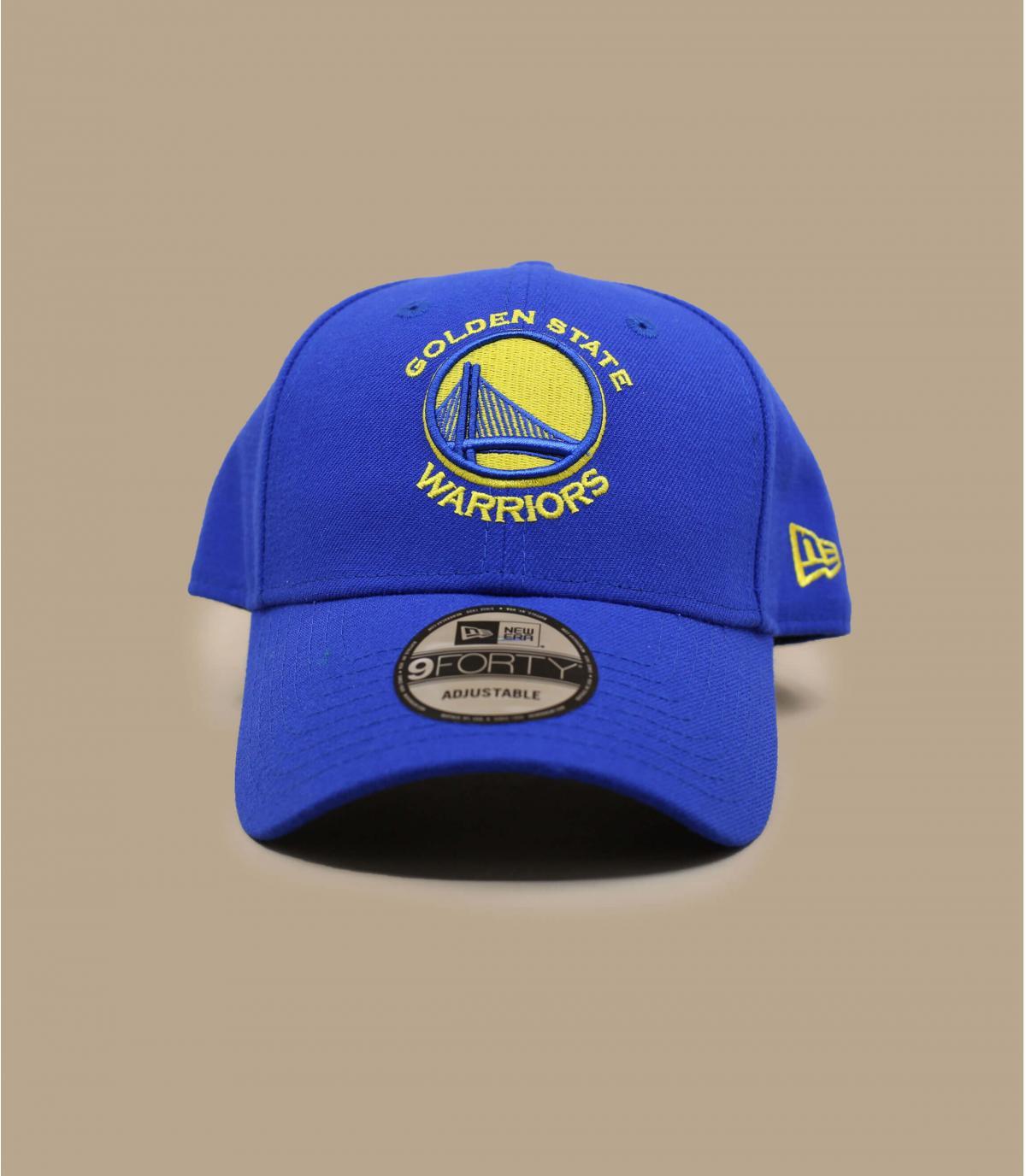 casquette curve Golden State NBA