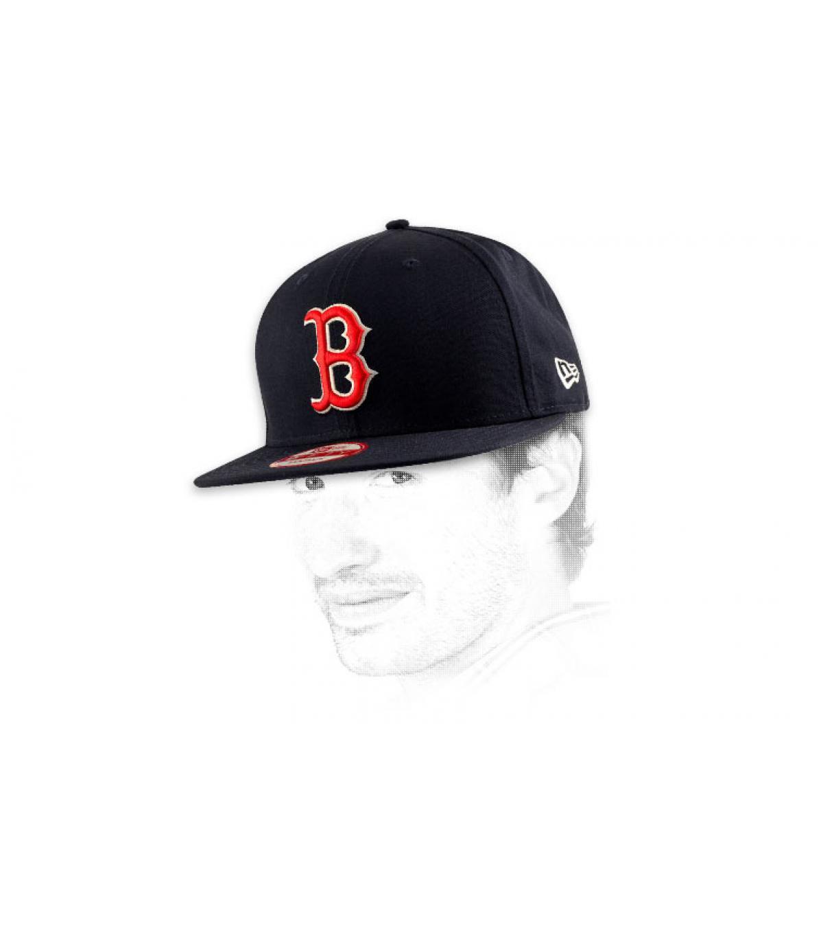 Détails Snapback Boston team - image 7