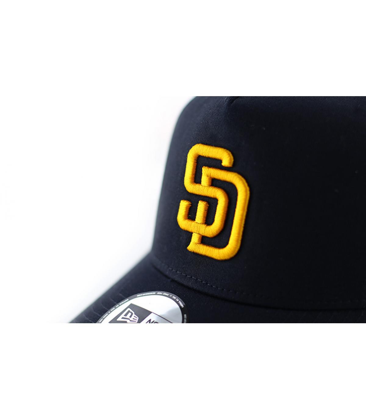 Détails Trucker San Diego Padres MLB Essential navy gold - image 3