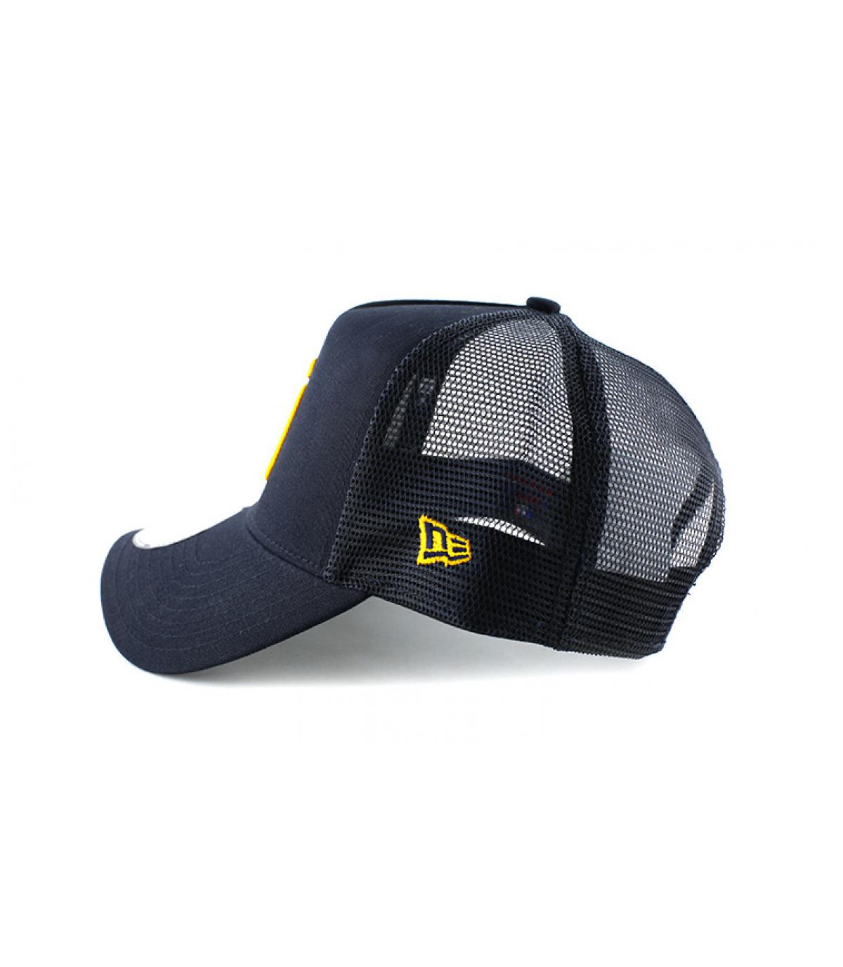 Détails Trucker San Diego Padres MLB Essential navy gold - image 4