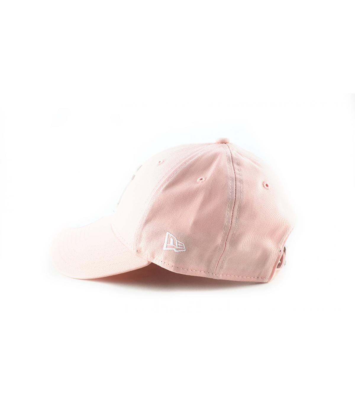 Détails Casquette Femme NY League Essential pink - image 4