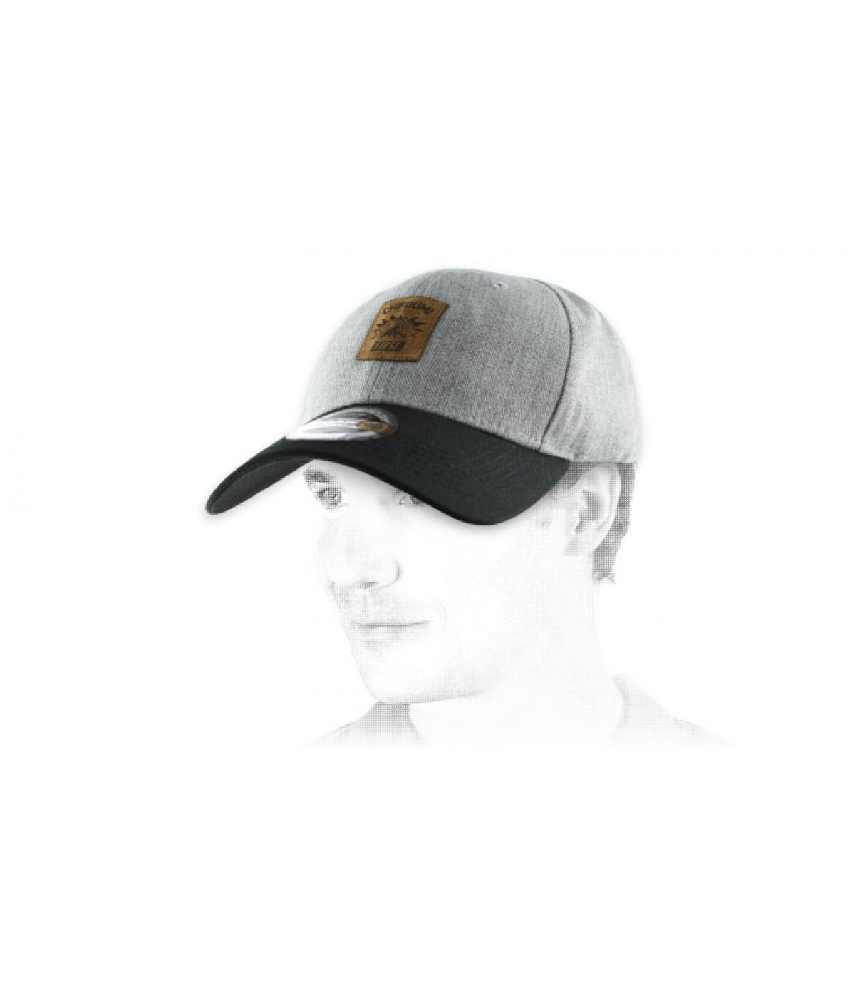 casquette Chifoumi grise