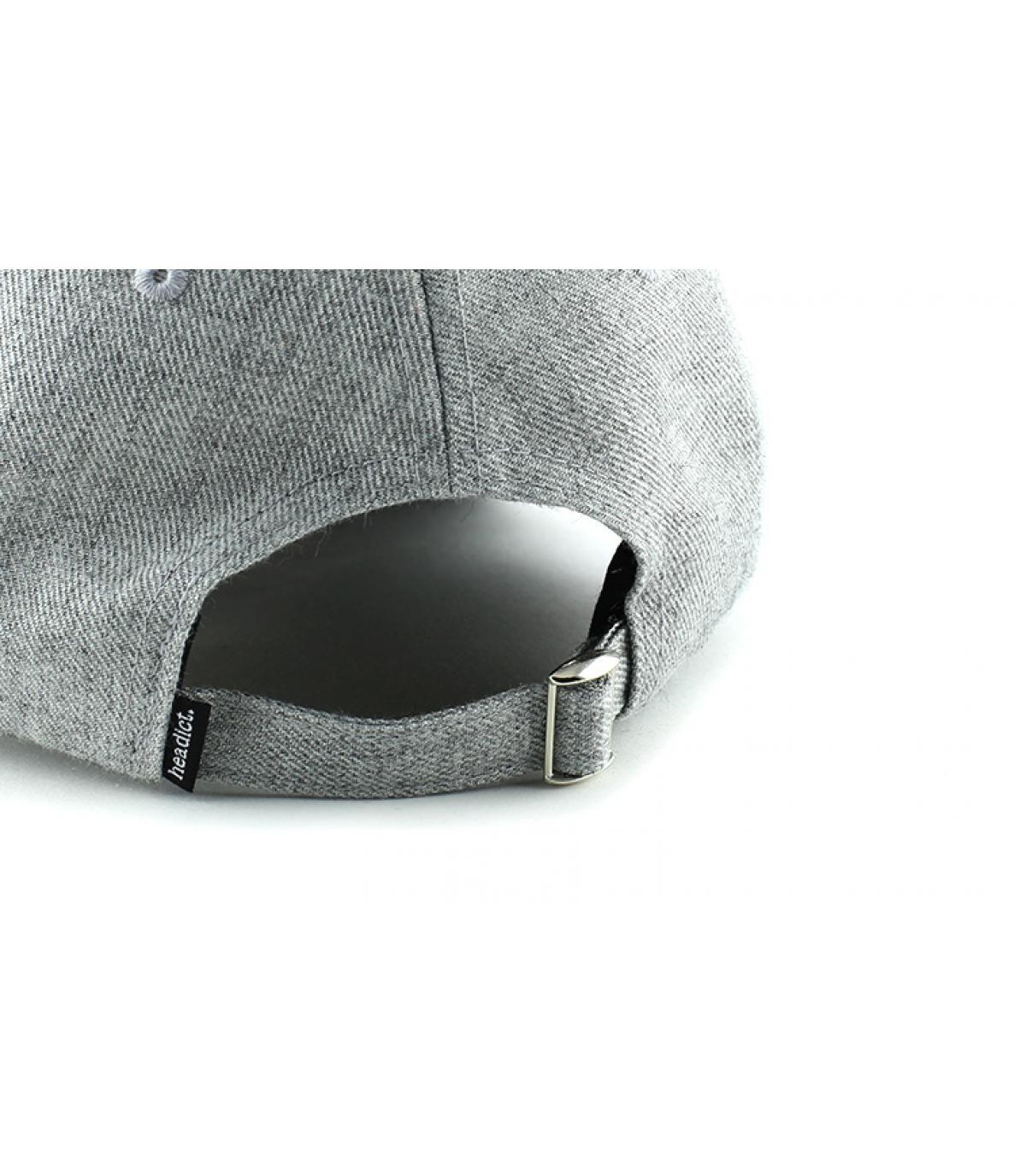 Détails Curve Chifoumi grey balck - image 5