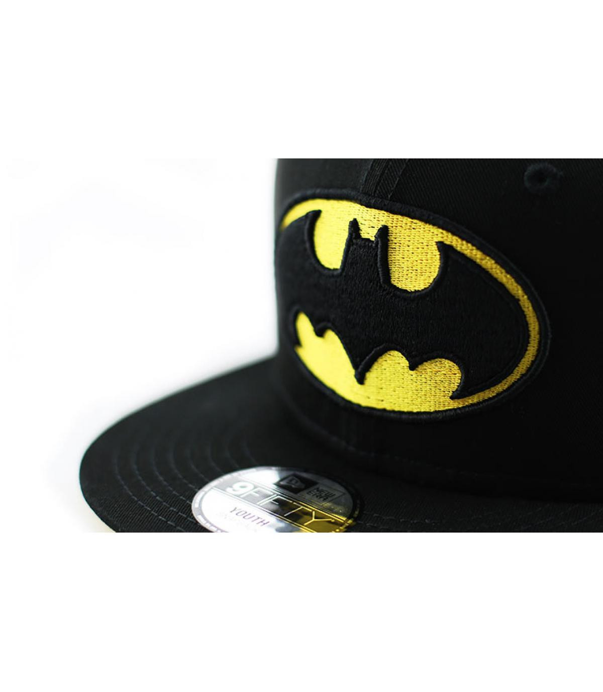 Détails Snapback Enfant Batman Team Classic - image 3