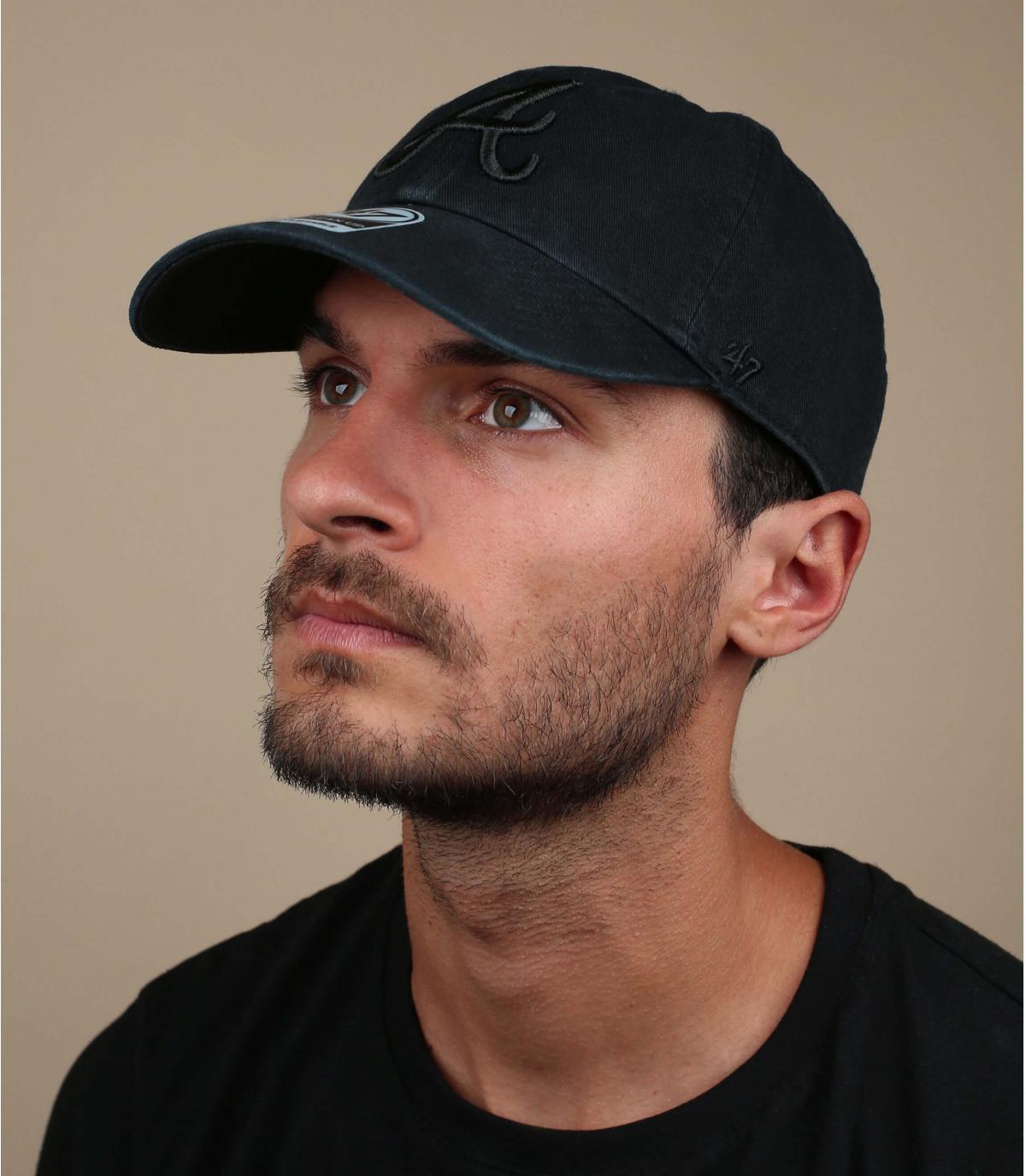 cap curve A noire